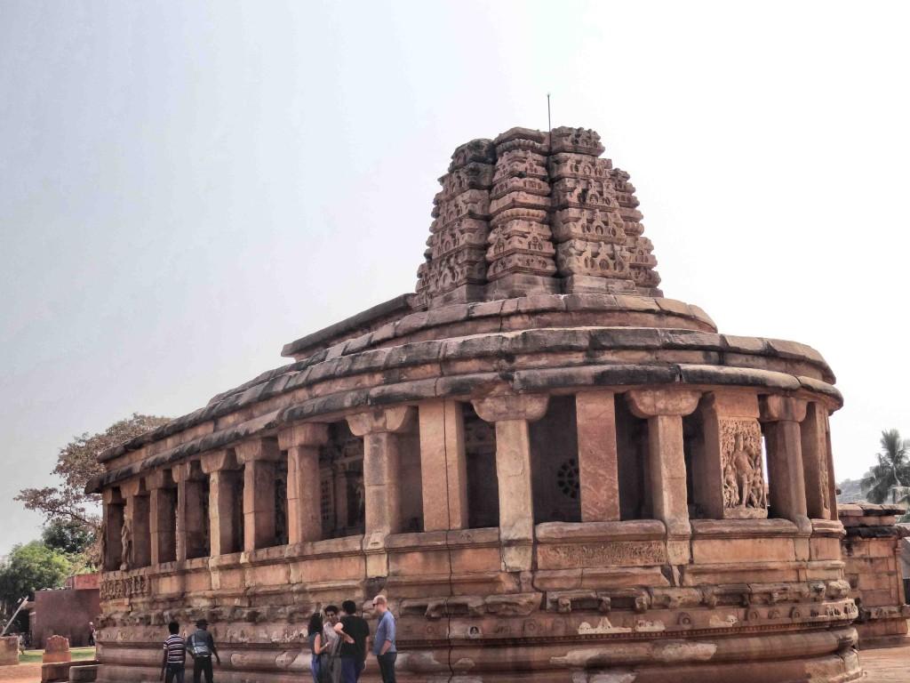 Aihole,Durga temple,karnataka,India