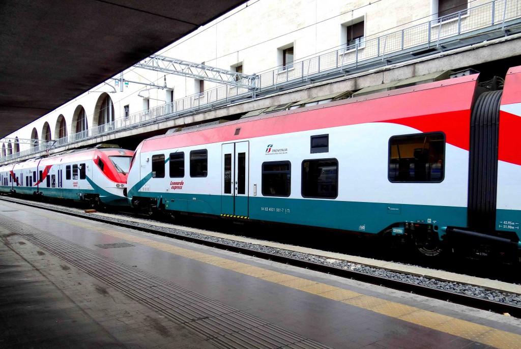 Euro rail Pisa Europe