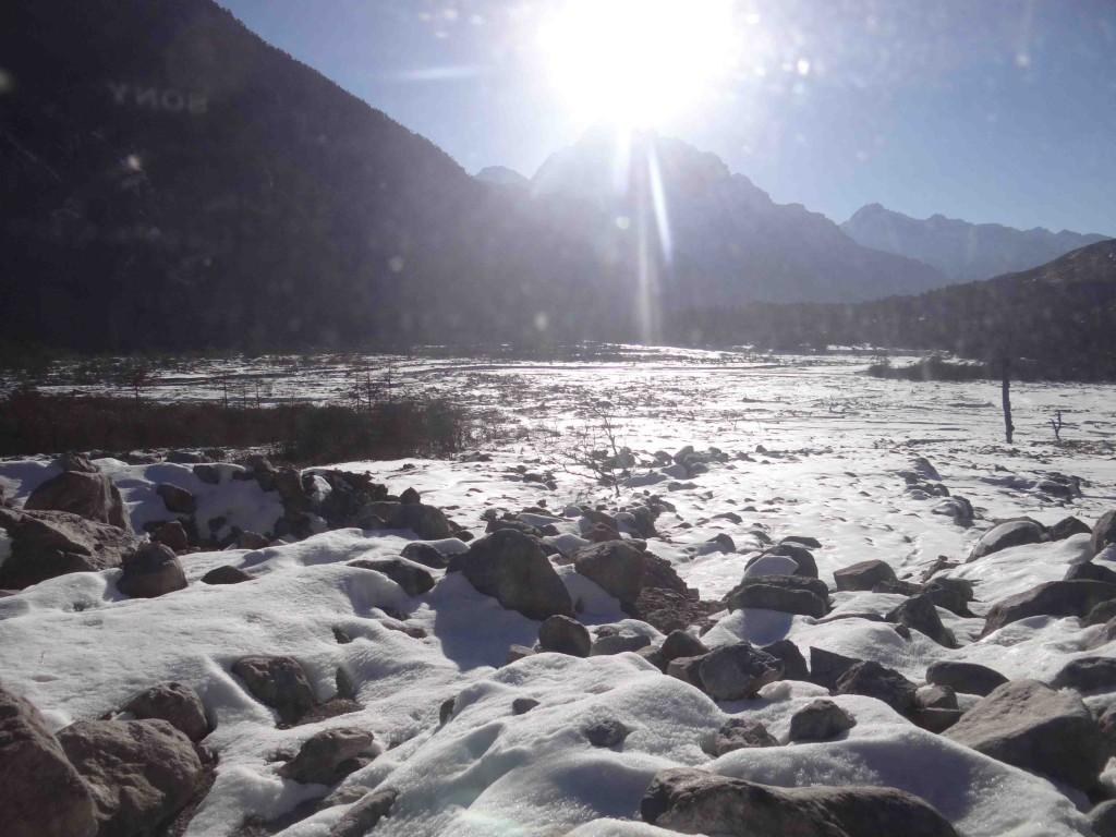 Yumthang valley