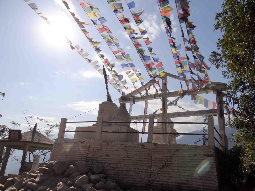 Tashi kanchenjunga sikkim India