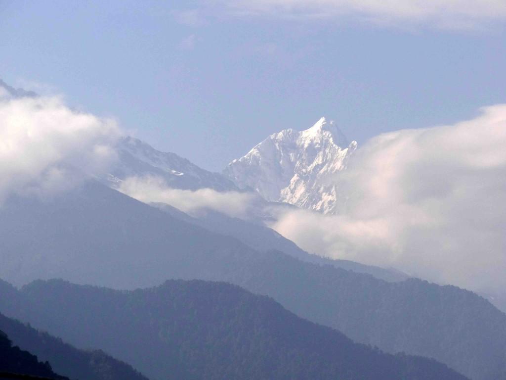 Kanchenjunga Sikkim India