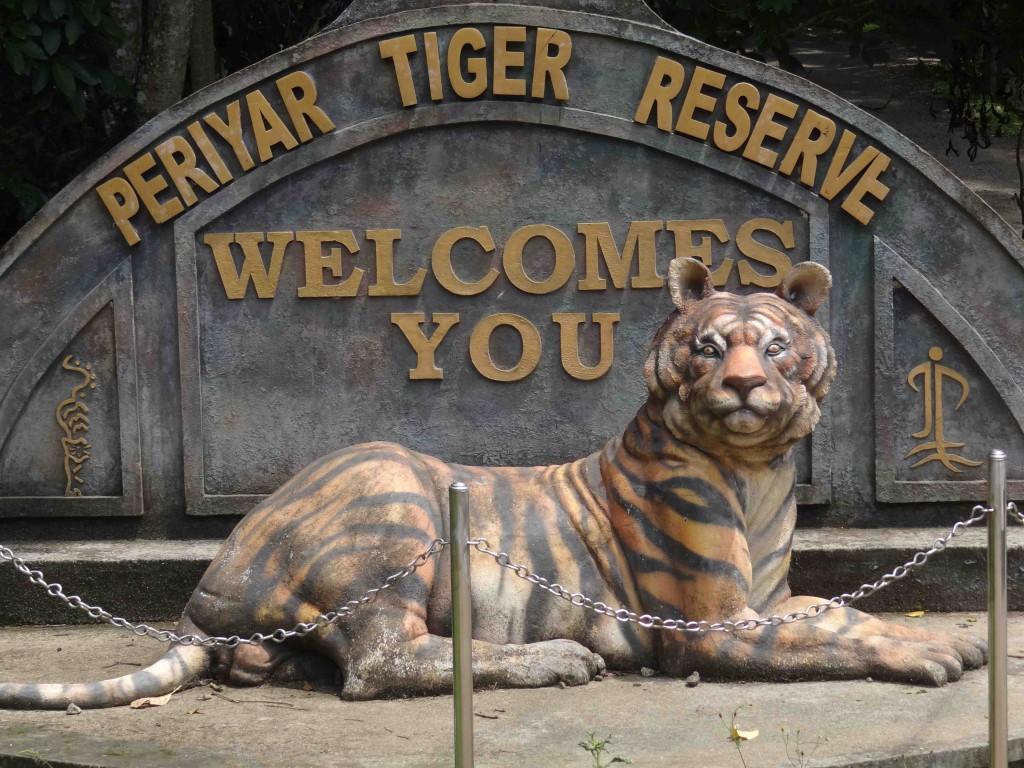 Periyar Tiger Reserve,Munnar,India,Kerala