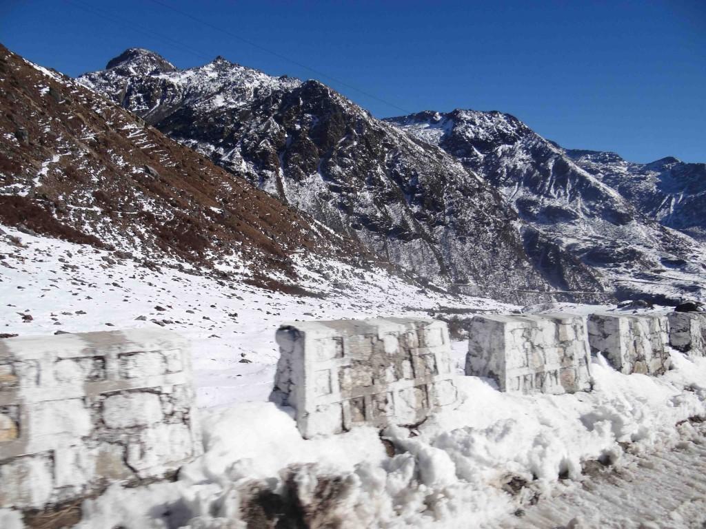 Nathula pass,Sikkim,India,China,border