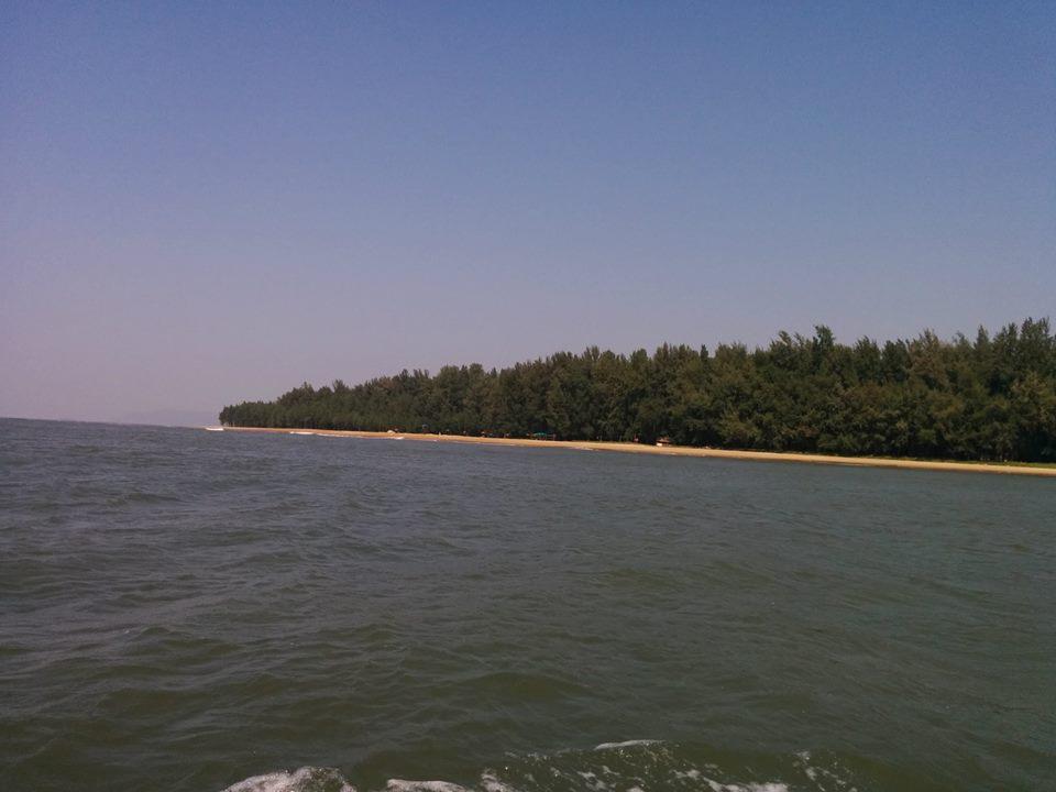 Dandeli,Karnataka,devbagh,beach,water,island