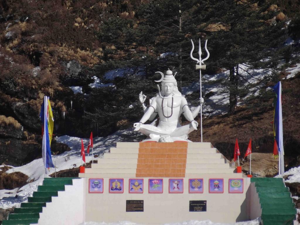 Shiva,Sikkim,nathula pass,India,china border