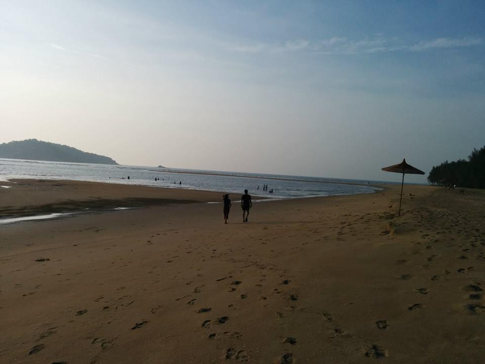 Dandeli,Karnataka,devbagh,beach,water,lagoons