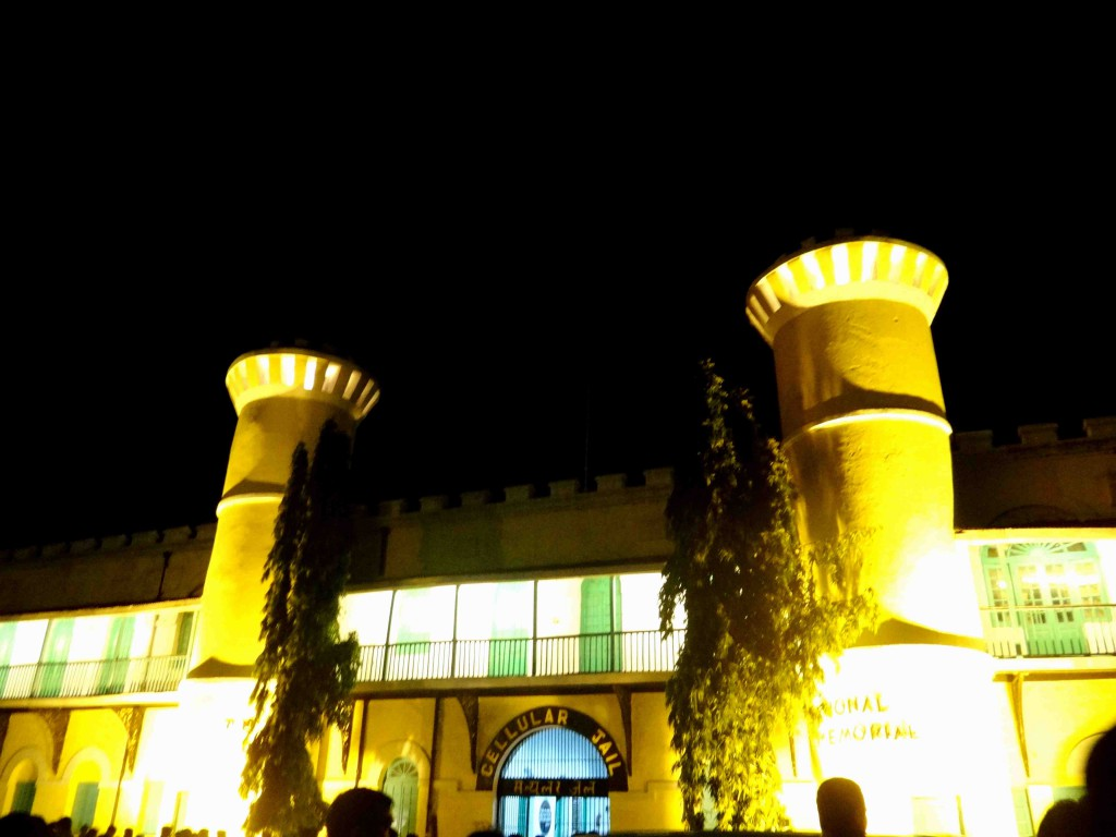 Cellular Jail,Port blair,ferry,Andaman Island,India,Asia,beaches