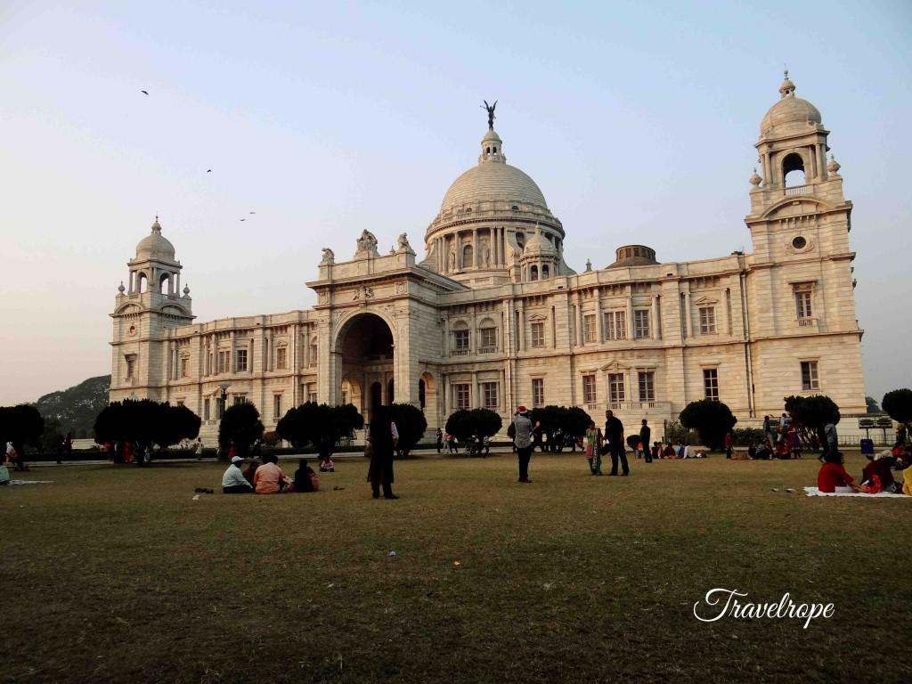 Kolkata,Victoria Memorial