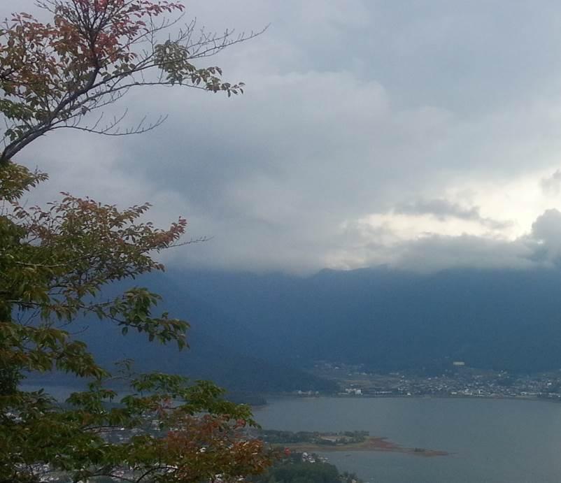Japan,Mount Fuji,bullet train