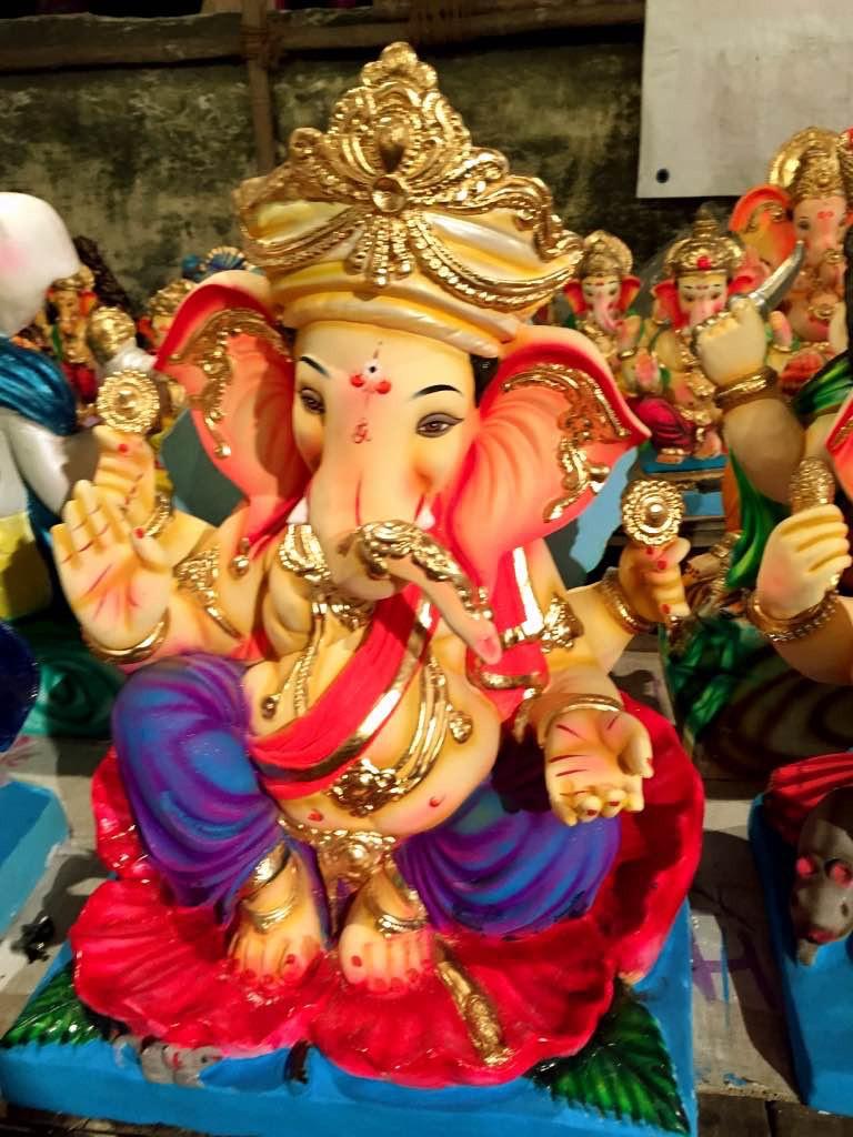 Ganpati,Mumbai,Ganesh Chathurthi,India,festival,dhol