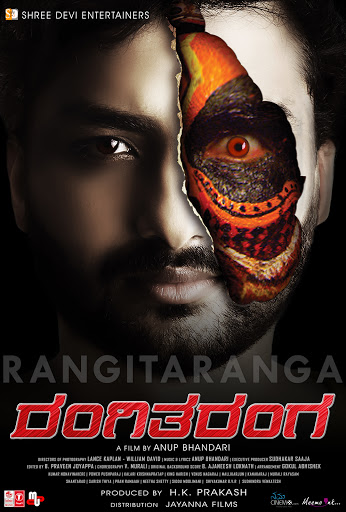 Rangitaranga, Inspire Me, Kannada,movies,director,direction,Anup Bhandari