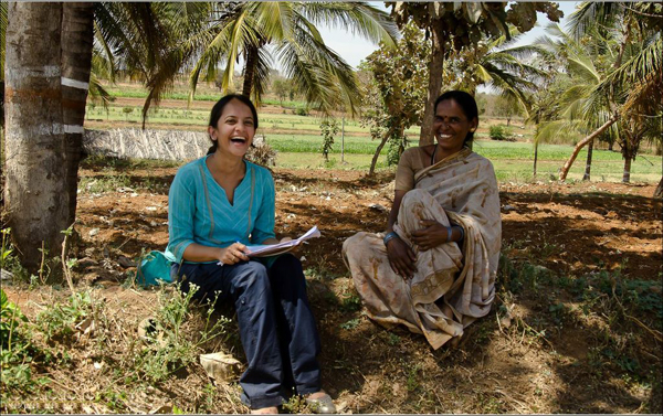 Inspire Me,Krithi Karanth,conservation,conservation biologist,WCS