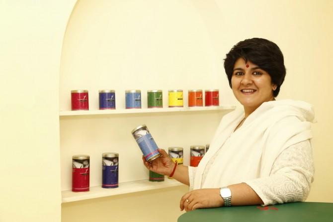 Anamika Singh,tea sommelier, Inspire Me,Anandini Himalaya Tea