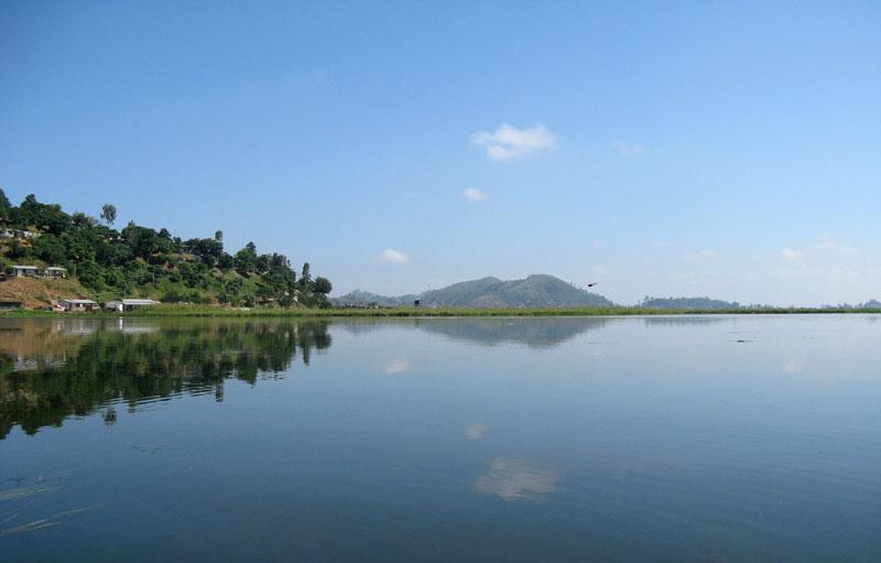 Loktak Lake, India