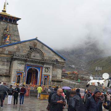 Uttarakhand odyssey : Kedarnath-Badrinath