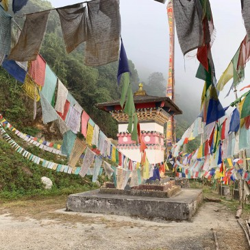 Delightfully yours – Bhutan!