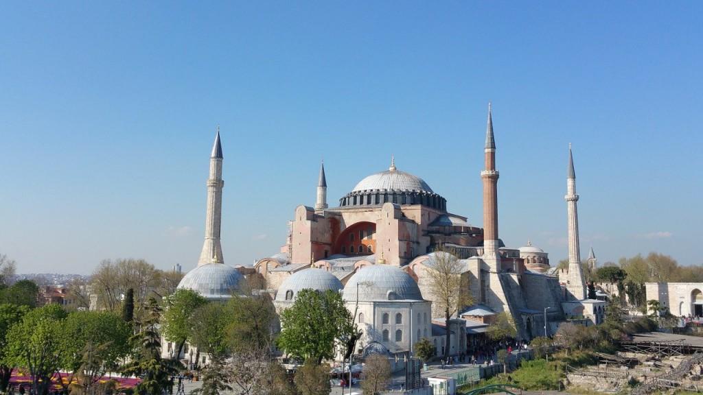 Cappadocia, Turkey, travel, Istanbul, Hagia Sophia